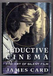 SEDUCTIVE CINEMA by James Card