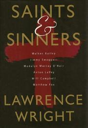 SAINTS AND SINNERS by Lawrence Wright