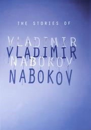 Cover art for THE STORIES OF VLADIMIR NABOKOV