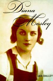 DIANA MOSLEY by Jan Dalley