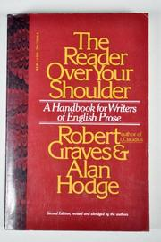 THE READER OVER YOUR SHOULDER by Alan Hodge