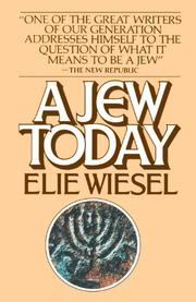 Book Cover for A JEW TODAY