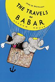 Cover art for THE TRAVELS OF BABAR