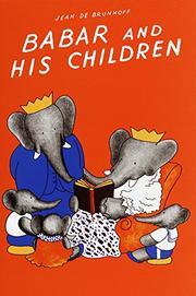 Cover art for BABAR AND HIS CHILDREN