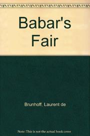 BABARS FAIR by Laurent de Brunhoff