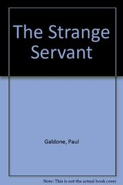 A  STRANGE SERVANT by Blanche Ross