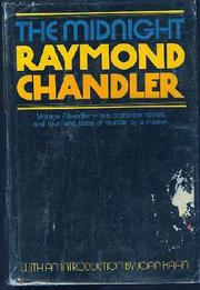 THE MIDNIGHT RAYMOND CHANDLER by Raymond Chandler
