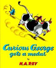 Book Cover for CURIOUS GEORGE GETS A MEDAL
