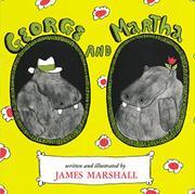 GEORGE AND MARTHA by James Marshall