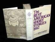 THE BEST AMERICAN SHORT STORIES by John Gardner