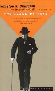 THE SECOND WORLD WAR, VOLUME 4 by Winston S.  Churchill