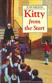 KITTY FROM THE START by Judy Delton