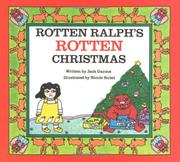 Book Cover for ROTTEN RALPH'S ROTTEN CHRISTMAS
