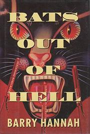 BATS OUT OF HELL by Barry Hannah