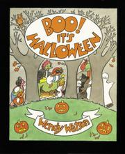 BOO! IT'S HALLOWEEN by Wendy Watson