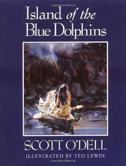 Book Cover for ISLAND OF THE BLUE DOLPHINS