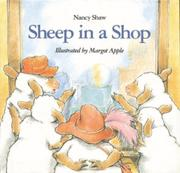 SHEEP IN A SHOP by Nancy Shaw