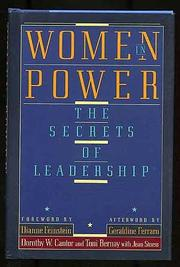 WOMEN IN POWER by Dorothy W. Cantor