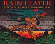 RAIN PLAYER by David Wisniewski