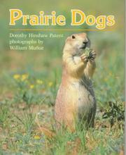 PRAIRIE DOGS by Dorothy Hinshaw Patent