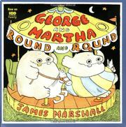 Book Cover for GEORGE AND MARTHA ROUND AND ROUND