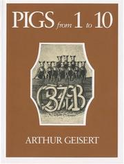 PIGS FROM 1 TO 10 by Arthur  Geisert