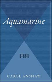 Cover art for AQUAMARINE