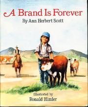 A BRAND IS FOREVER by Ann Herbert Scott