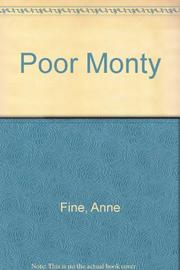POOR MONTY by Anne Fine
