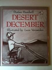 DESERT DECEMBER by Dorian Haarhoff