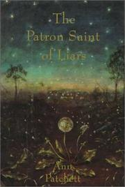 Cover art for THE PATRON SAINT OF LIARS