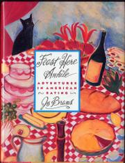 FEAST HERE AWHILE by Jo Brans