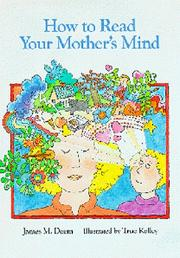 Cover art for HOW TO READ YOUR MOTHER'S MIND