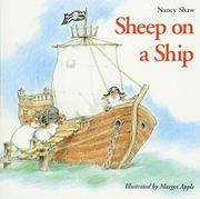 SHEEP ON A SHIP by Nancy Shaw