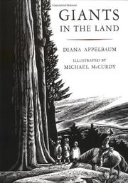 GIANTS IN THE LAND by Diana Appelbaum