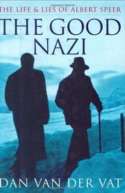 THE GOOD NAZI by Dan van der Vat