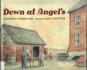 Cover art for DOWN AT ANGEL'S