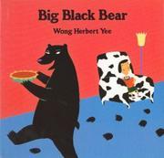 BIG BLACK BEAR by Wong Herbert Yee