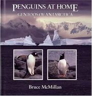 Cover art for PENGUINS AT HOME