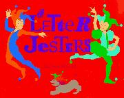 THE LETTER JESTERS by Cathryn Falwell