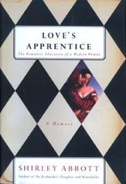 LOVE'S APPRENTICE by Shirley Abbott