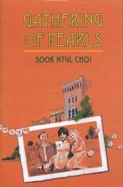 GATHERING OF PEARLS by Sook Nyul Choi