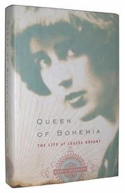 QUEEN OF BOHEMIA by Mary Dearborn