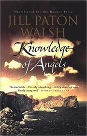 Cover art for KNOWLEDGE OF ANGELS