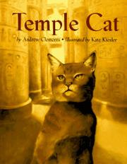 Cover art for TEMPLE CAT