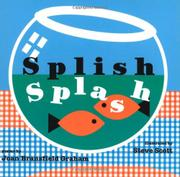 SPLISH SPLASH by Joan Bransfield Graham