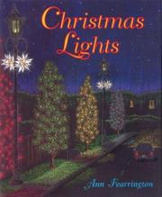 CHRISTMAS LIGHTS by Ann Fearrington