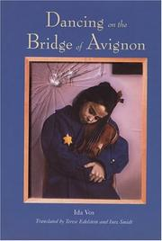 Cover art for DANCING ON THE BRIDGE OF AVIGNON