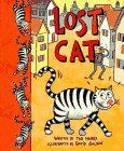 Cover art for LOST CAT