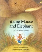 YOUNG MOUSE AND ELEPHANT by Pamela J. Farris